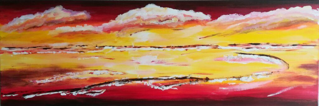 Kunstwerk Yolande Sas